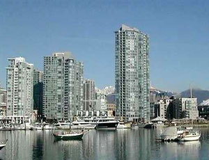 Quaywest II – #803 – 1067 Marinaside Crescent, Quaywest II, Yaletown, Downtown Vancouver, False Creek North