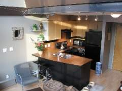 Gorgeous Two level Loft at the Stylish Metropolis – 1804 1238 Richards Street, Yaletown Vancouver