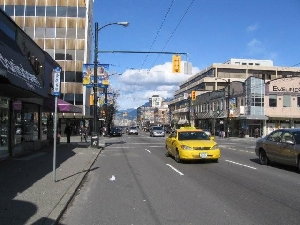 Vancouver West Large 1 Bedroom! – 201-1551 W 11th Ave., South Granville, Fairview, Kitsilano, Vancouver