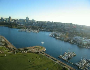 Brand New Stunning Suite at The Icon on Yaletown's Stylish Beach Crescent! – 1805-638 Beach Crescent