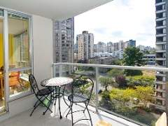 Gorgeous Western Exposure at The George ! – 1107 1420 West Georgia Street, Downtown Vancouver The George Condo