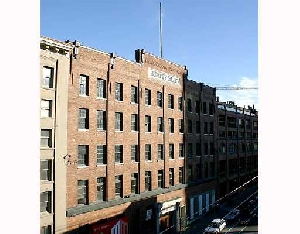 Stylish Loft in a Beautiful Boutique Building – # 306 540 Beatty Street, Crosstown Vancouver