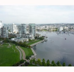 The Waterford! – 2502 – 1483 Homer Street, False Creek North, Vancouver West The Waterford by Concord Pacific