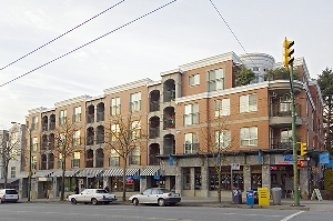 Warm and Sunny Southern Exposure Suite at the Sonesta in Kits Sold by Mike Stewart