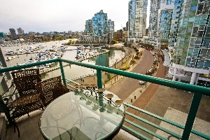 South West False Creek Views at Quaywest II