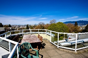 Park Views on Commercial Drive!