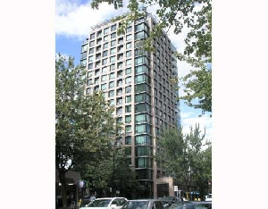 The Milano, an impressive ultra modern building. Fantastic & open view to English Bay, city & mountains