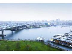 1 Bedroom + Den at Quaywest I, False Creek North