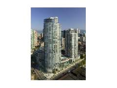 1506 1199 Seymour | The Brava | Mount Baker View in Centrally Located 1 Bedroom Condo in Yaletown, Downtown, Vancouver
