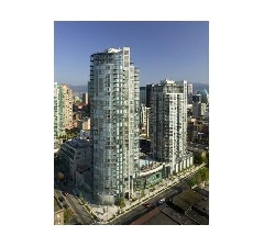 1506 1199 Seymour   The Brava   Mount Baker View in Centrally Located 1 Bedroom Condo in Yaletown, Downtown, Vancouver