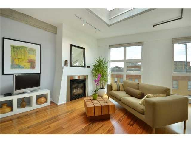 805 27 Alexander Street | Gastown Condo | Penthouse Loft | Downtown Vancouver