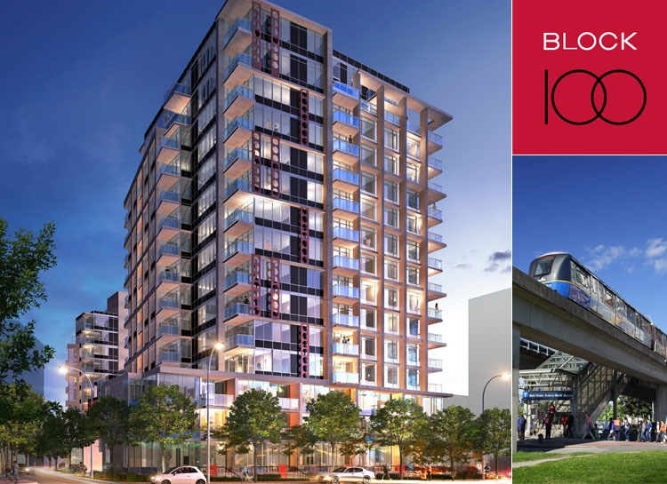 1008A-1695 Main Street | Block 100 |  Pre-Sale Condo | False Creek | Vancouver