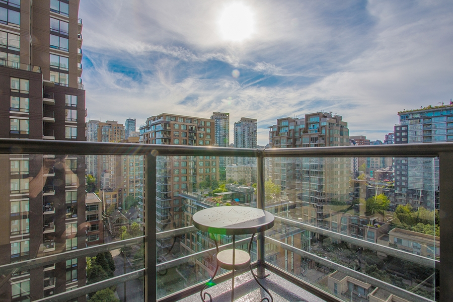 1507-1001 Homer Street | The Bentley | Yaletown | Vancouver West