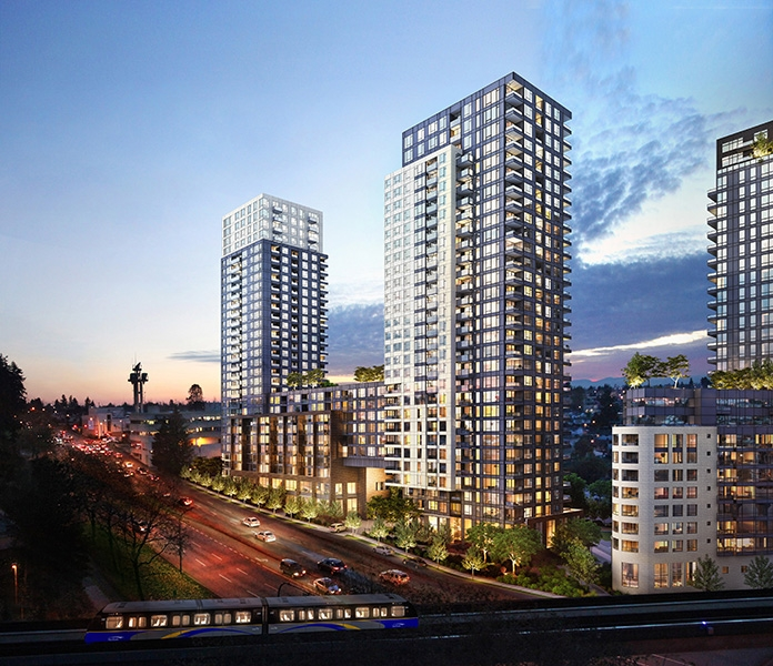 Wall Centre Central Park | Collingwood | Pre-Sale Condo |