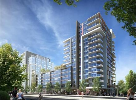 1601-159 West 2nd Avenue | Tower Green at WEST | False Creek | Mount Pleasant | Pre-Sale Condo
