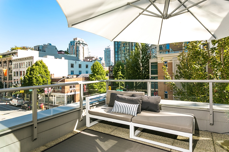 303-1323 Homer Street | Pacific Point | Yaletown | Vancouver West