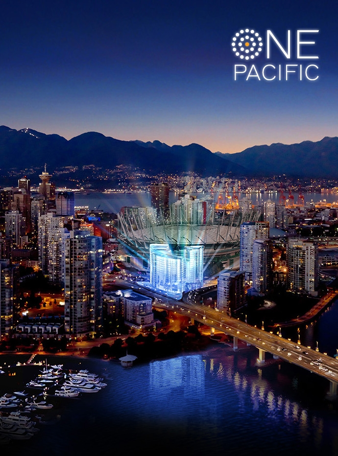 509-68 Smithe Street | Yaletown Condo | Downtown Vancouver West | One Pacific