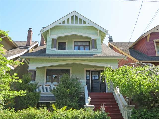2038 Stephens | Character Home | Basement Suite | Kitsilano | Vancouver West