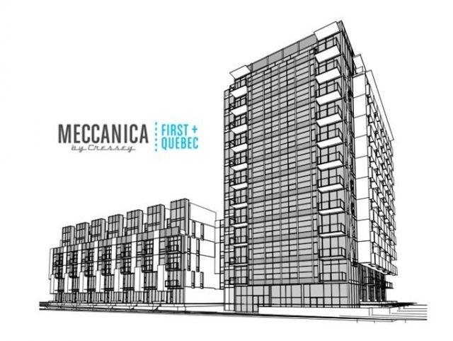 223-108 East 1st Avenue | Meccanica | Mount Pleasant | Vancouver Condo