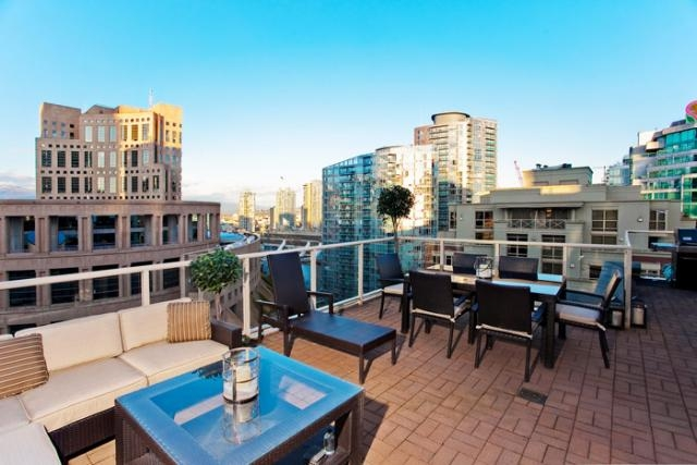 1407 822 Homer Street | The Galileo | Downtown Vancouver Condo | Real Estate in Yaletown