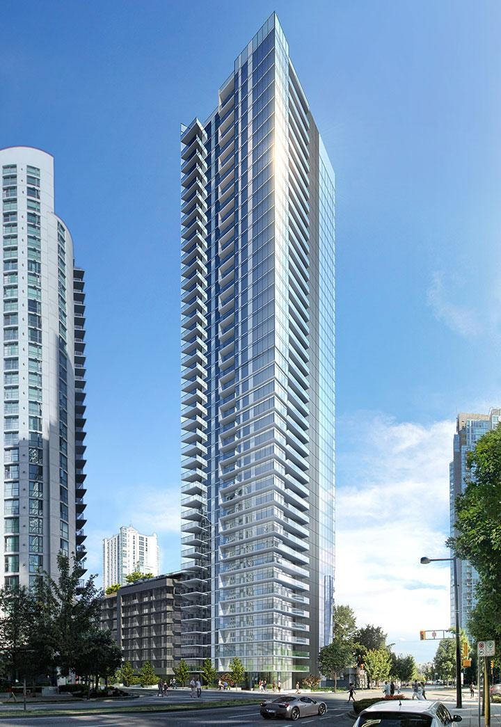 1101 & 1102-1398 Richards Street | The Charleson | Vancouver Presale Condo