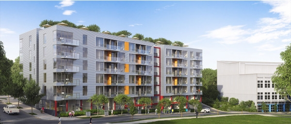 302-396 East 1st Avenue | Canvas | Southeast False Creek | Presale Condo