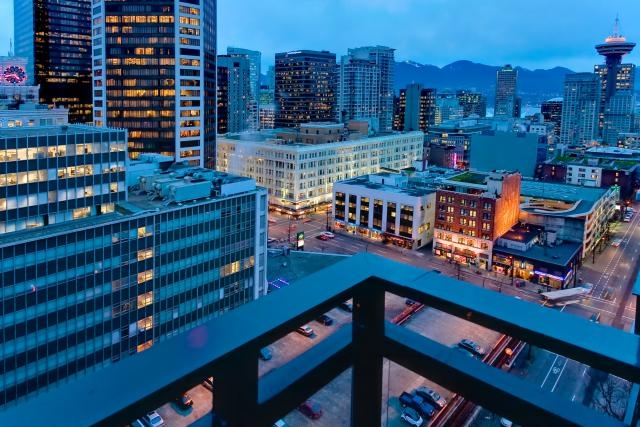 2304-788 Richards Street | L'Hermitage | Downtown Vancouver
