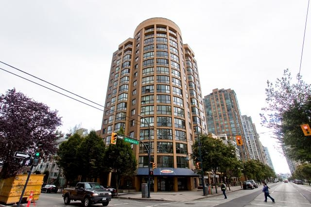 207 488 Helmcken | Robinson Tower | Yaletown Condo | Downtown Vancouver