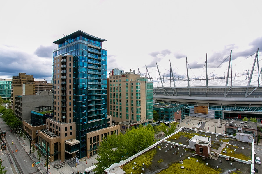 1105-821 Cambie | Raffles on Robson | Downtown Vancouver | Yaletown Condo