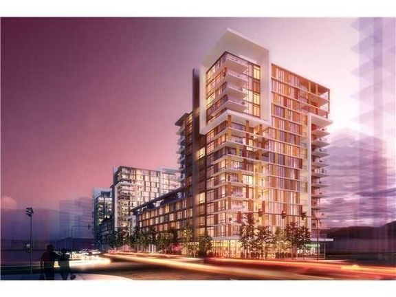 320-1783 Manitoba Street | False Creek South | Olympic Village | The Residences at West