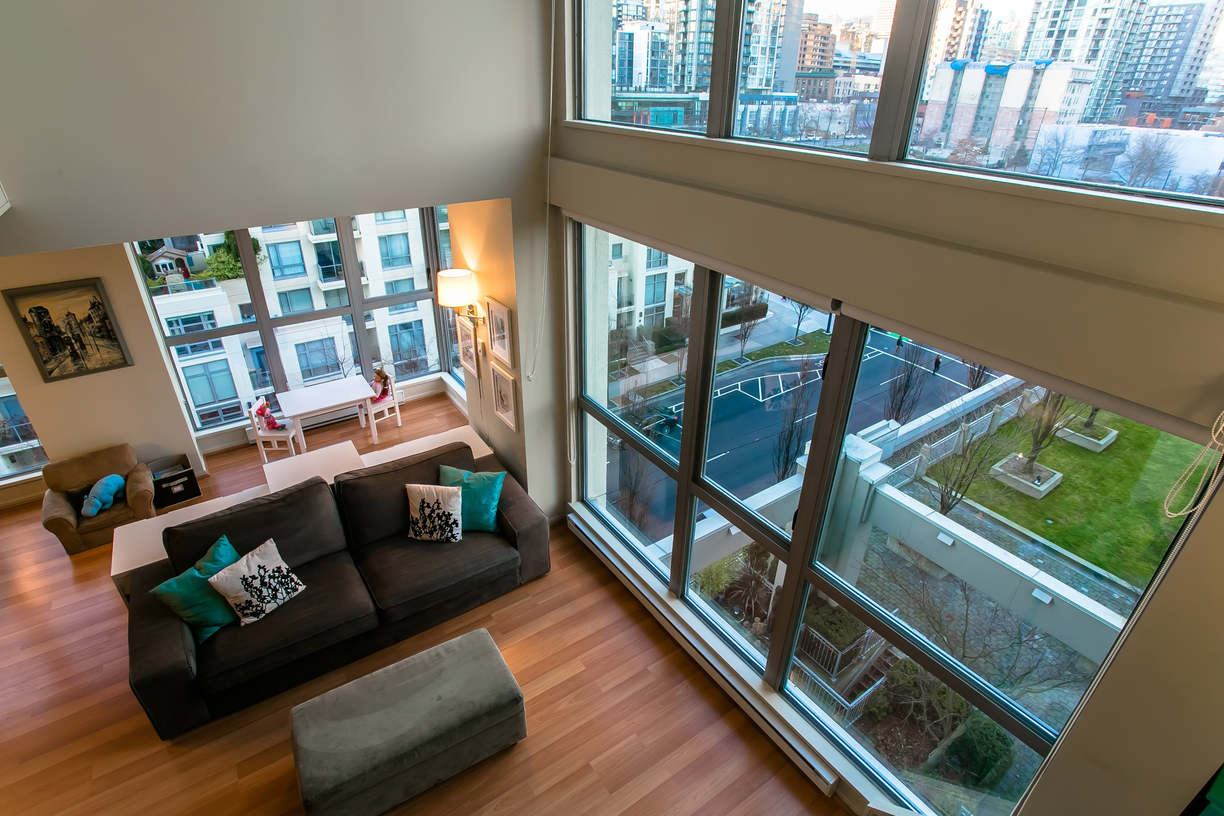 605-1238 Richards Street | Metropolis | Yaletown Condo | Downtown Vancouver