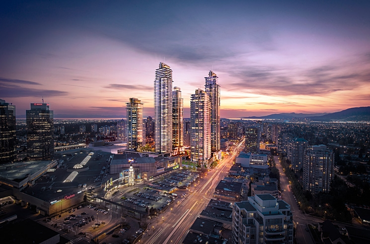 3706-6098 Station Street | Station Square | Metrotown Condo | Burnaby Real Estate
