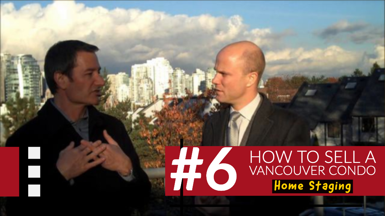 How To Sell A Vancouver Condo # 6 | Home Staging
