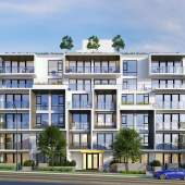 A modern architectural statement coming soon to Oak Street & 67th Avenue in Marpole