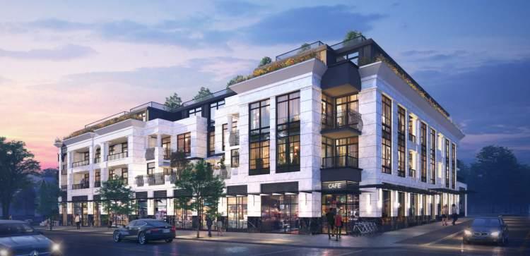 Vancouver presale luxury condos at Alma & 10th by Landa Global.