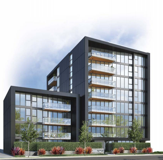 1555 West Eighth; Minimalist Design In South Granville—Pricing & Floor Plans Available!