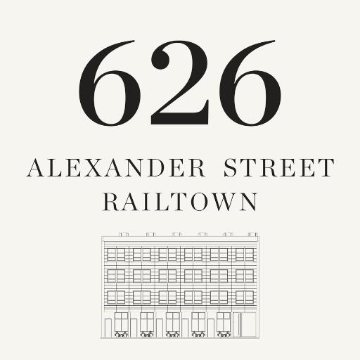626 Alexander Logo Mike Stewart