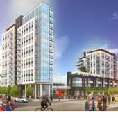 New West Vancouver mixed-use development at Park Royal South.