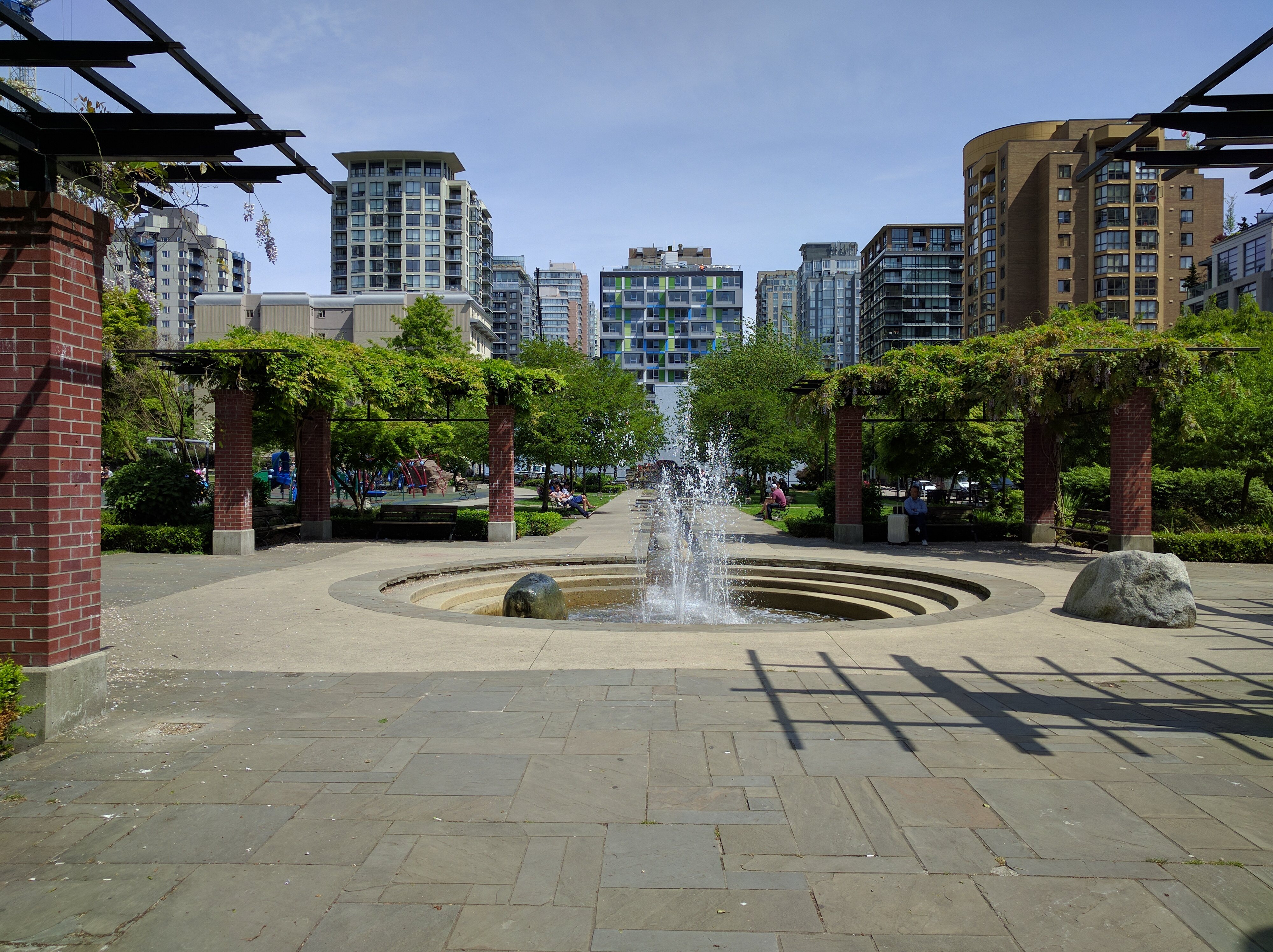8X on The Park Yaletown Vancouver