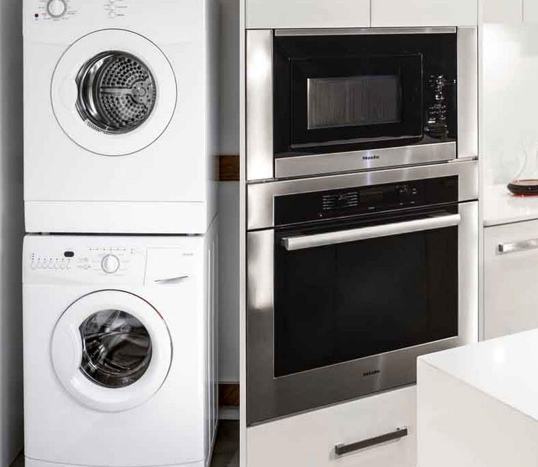 Aperture Vancouver Presale Condos Appliance Rendering Mike Stewart