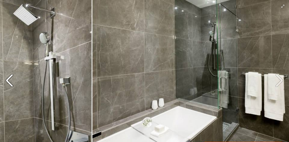 Aperture Vancouver Presale Condos Bathroom Rendering Mike Stewart