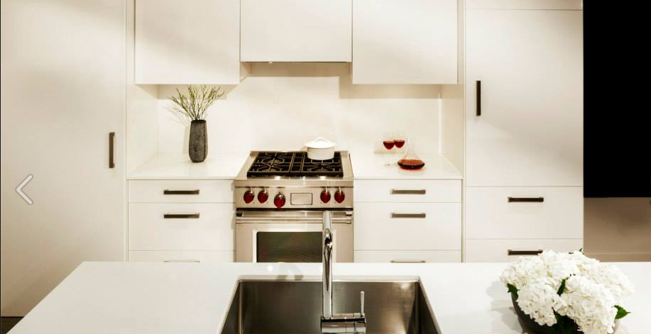 Aperture Vancouver Presale Condos Kitchen Rendering 4 Mike Stewart