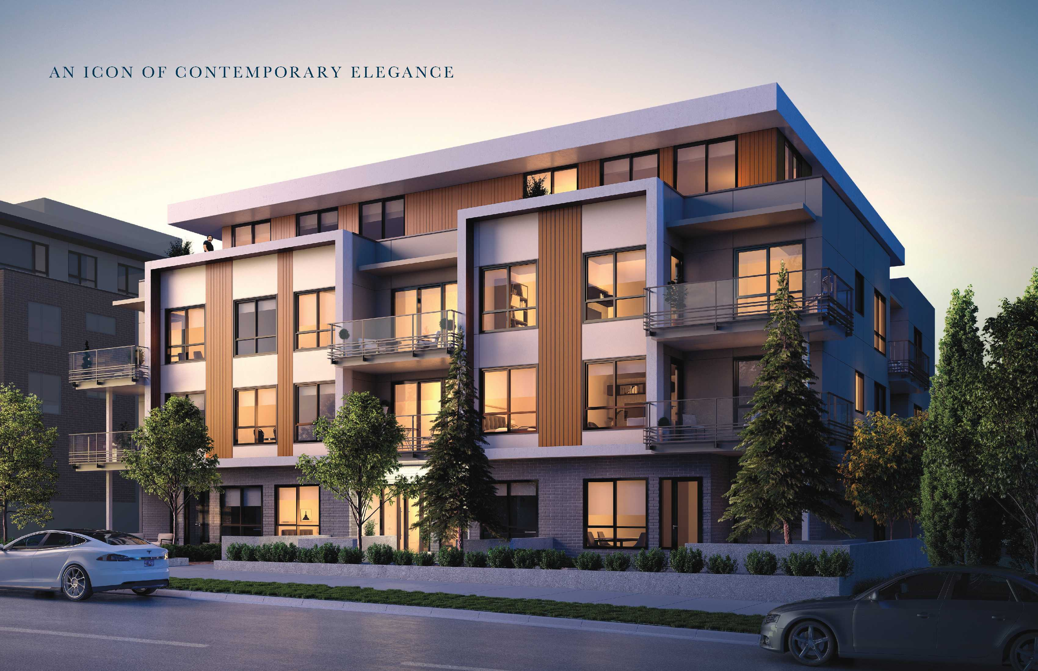 Aster Exquisite South Granville Homes – Plans, Prices, Availability