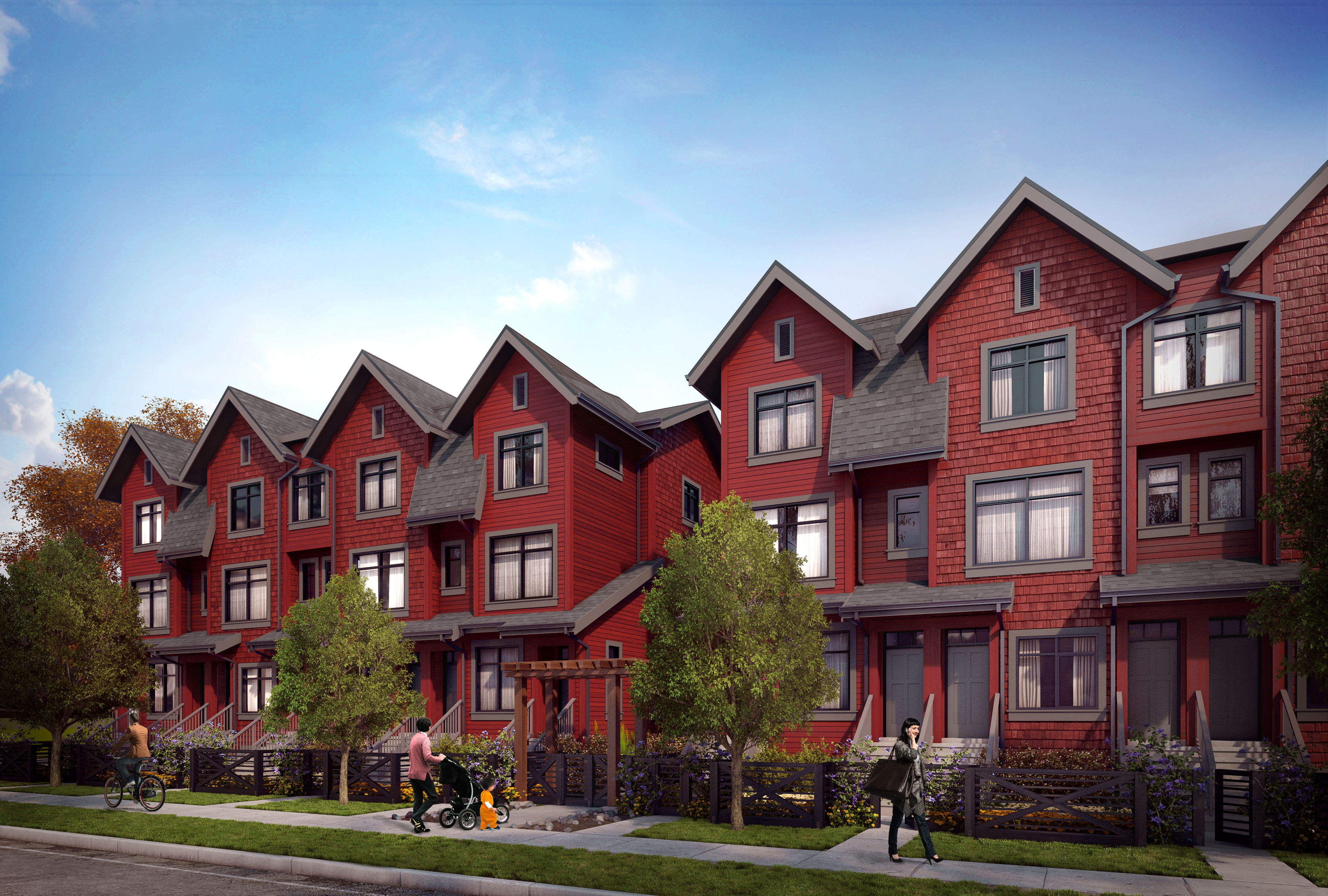 Avalon Mews Exterior Renderings Mike Stewart Vancouver Presale Realtor (2)