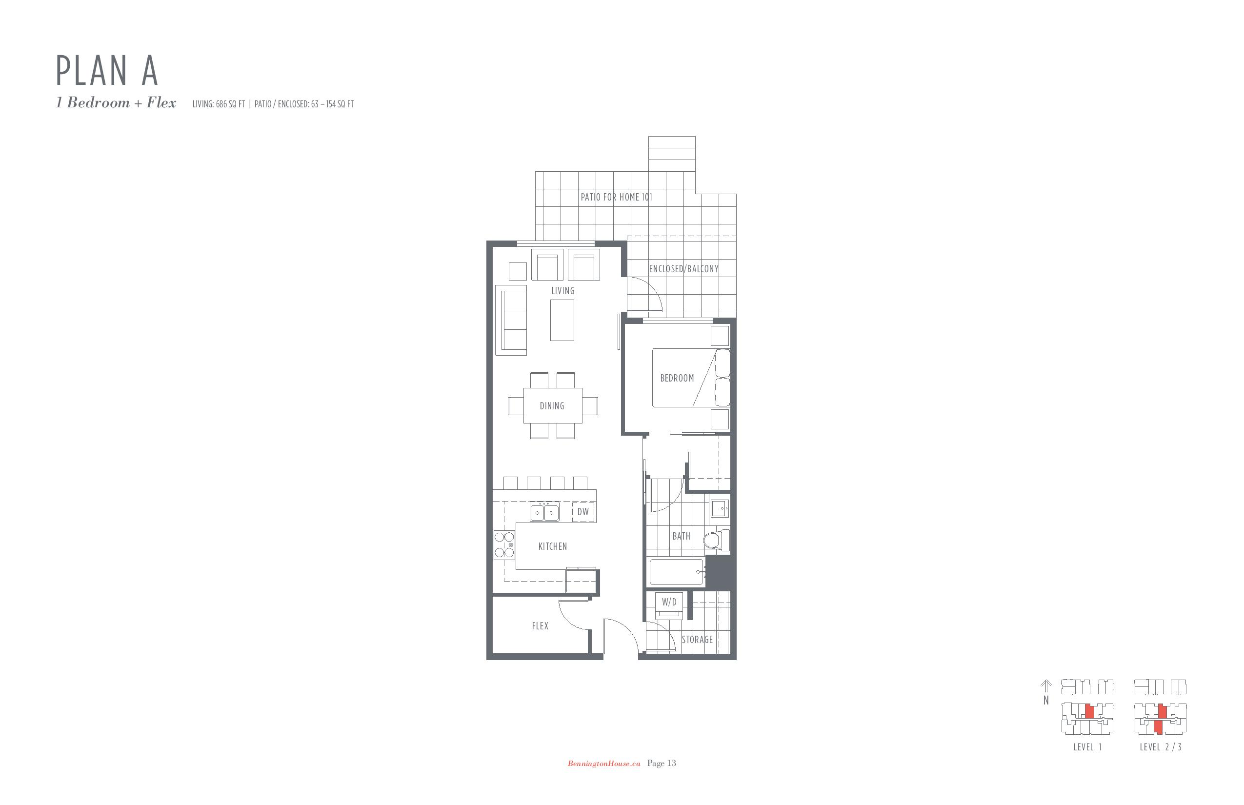 Bennington House Floor Plans Mike Stewart Vancouver Presale Condos-page-001