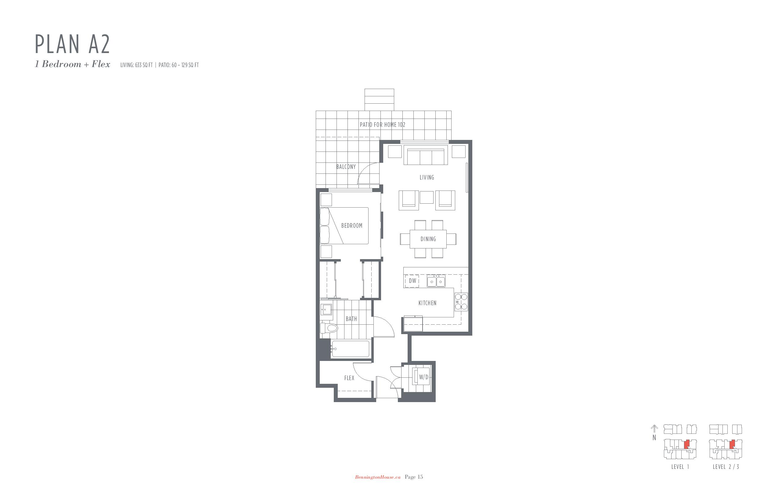 Bennington House Floor Plans Mike Stewart Vancouver Presale Condos-page-003