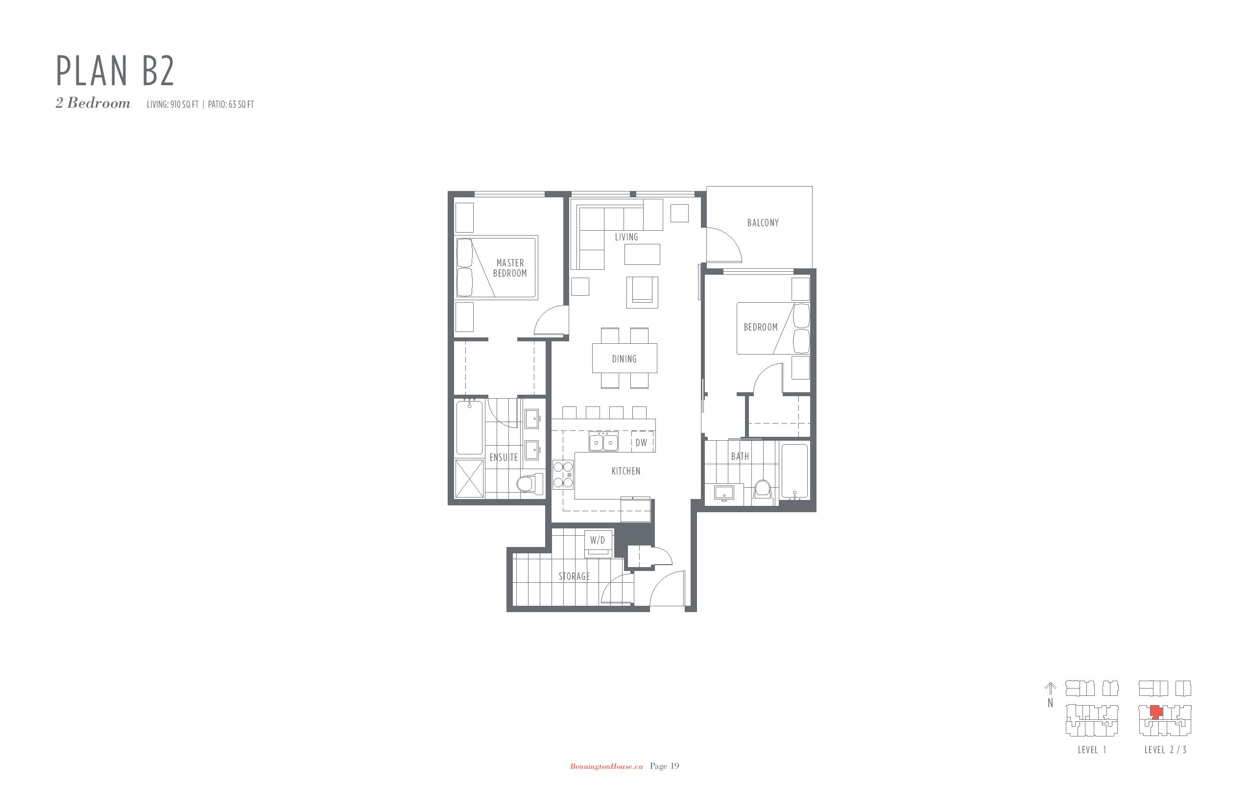 Bennington House Floor Plans Mike Stewart Vancouver Presale Condos-page-007