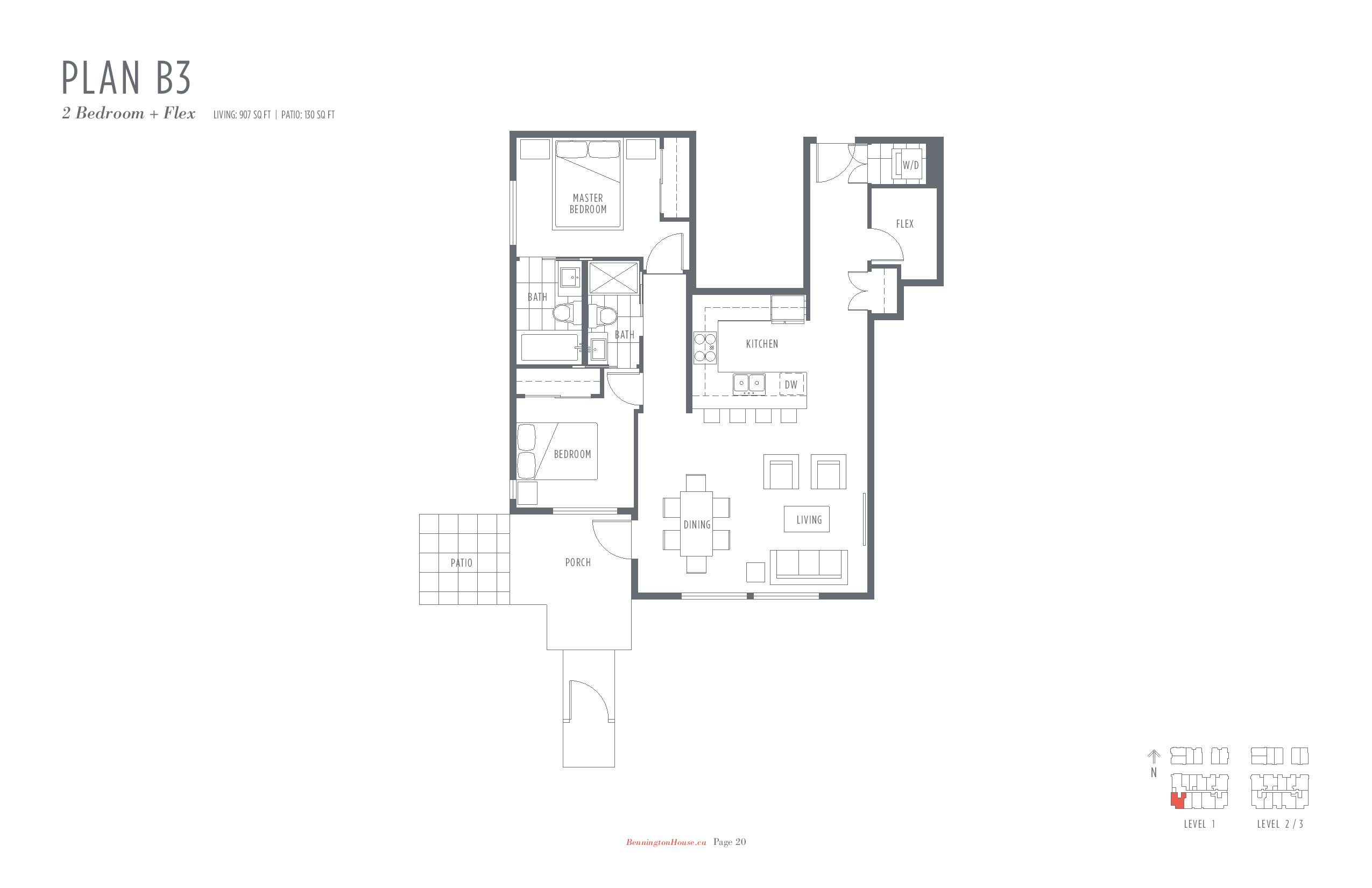 Bennington House Floor Plans Mike Stewart Vancouver Presale Condos-page-008