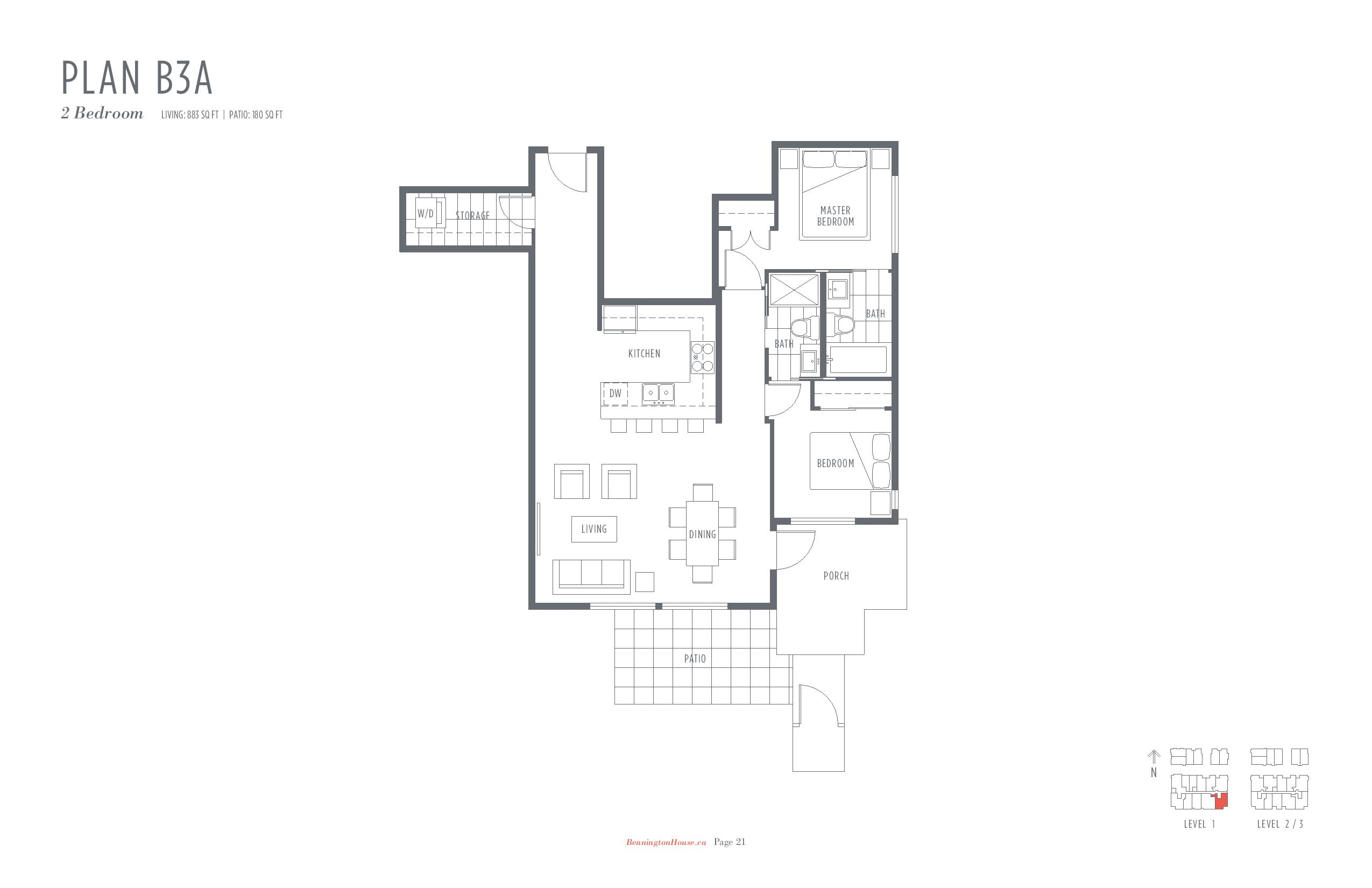 Bennington House Floor Plans Mike Stewart Vancouver Presale Condos-page-009