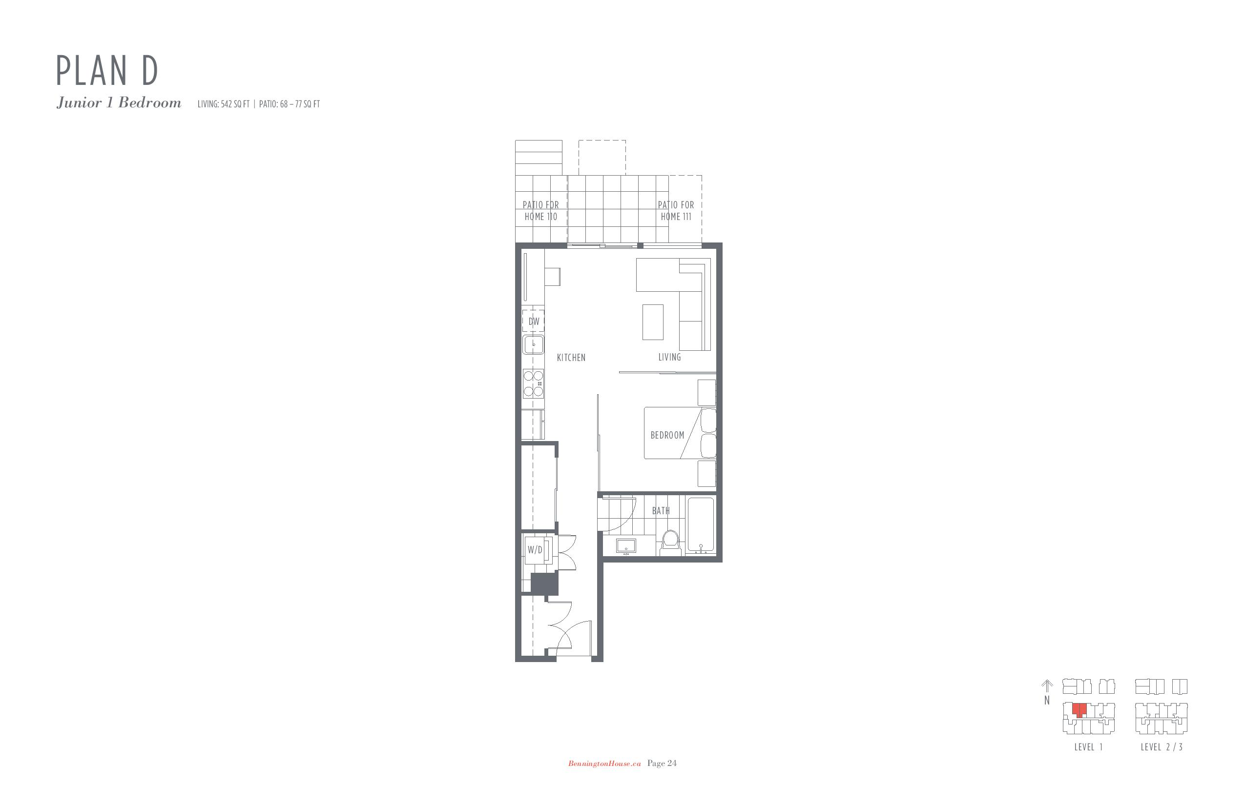 Bennington House Floor Plans Mike Stewart Vancouver Presale Condos-page-012